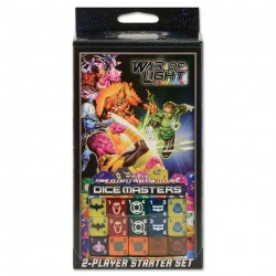 DC Dice Masters War of Light Starter (engl)