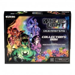 DC Dice Masters War of Light Collectors Box (engl.)