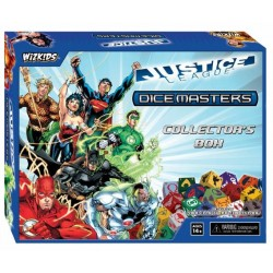 DC Dice Masters Justice League Team Box
