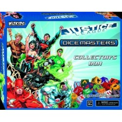 DC Dice Masters Justice League Collectors Box (engl.)