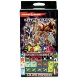 Dungeons & Dragons D&D Dice Masters Starter (engl.)