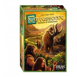 Carcassonne Hunters and Gatherers