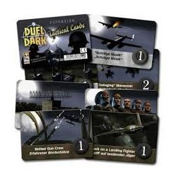 Duel in the Dark Tactical Cards DE