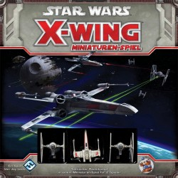 Star Wars X-Wing Grundspiel DEUTSCH