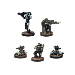 Deadzone Enforcer Specialists Booster