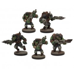 Deadzone Marauder Troops Booster