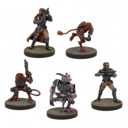 Deadzone Rebs Troops Booster