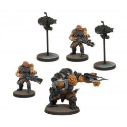 Deadzone Rebs Specialists Booster