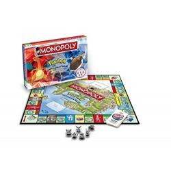 Monopoly Pokemon dt