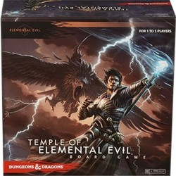 Dungeons & Dragons Boardgame Temple of Elemental Evil