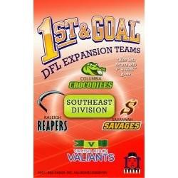 1st & Goal Southeast expansion set
