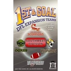 1st & Goal Southwest expansion set