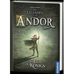 Die Legenden von Andor Das Lied des Königs - Roman