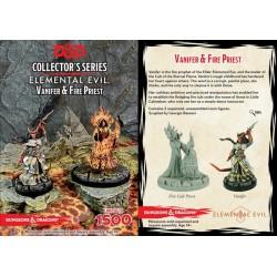Temple of Elemental Evil Vanifer & Priest (2 Figuren)