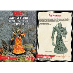 Temple of Elemental Evil Fire Myrmidon (1 Figur)