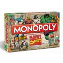 Monopoly Marvel Comic Book dt.