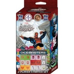 Marvel Dice Masters The Amazing Spider man Gravity Feed