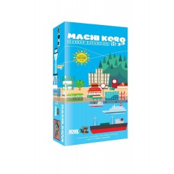 Machi Koro Harbor Expansion eng