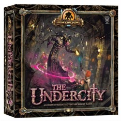 Iron Kingdoms The Undercity