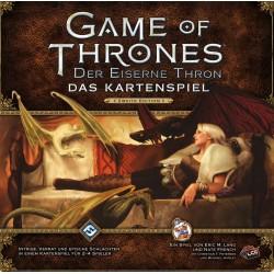 Game of Thrones AGoT Kartenspiel LCG Der Eiserne Thron Grundset 2. Edition DEUTSCH