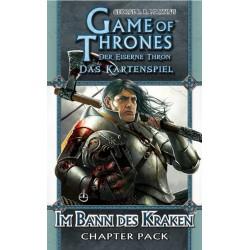 game of thrones Kartenspiel Der Eiserne Thron LCG Im Bann des Kraken/Lied des Meeres 1