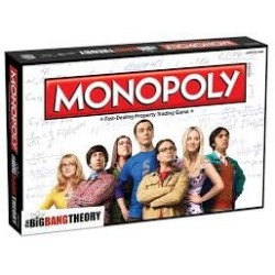 Monopoly Big Bang Theorie