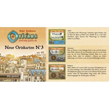 Orleans Ortskarten Nr 3