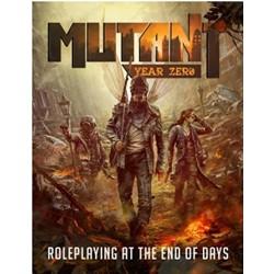 Mutant Year Zero Rulebook