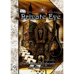 Private Eye Die 7 Abschiedsbriefe des Mr. Pommeroy