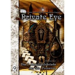 Private Eye Die 7 Abschiedsbriefe des Mr. Pommeroy