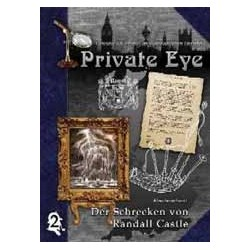 Private Eye Schrecken von Randall Castle