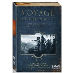 Robinson Crusoe Voyage of the Beagle Expansion