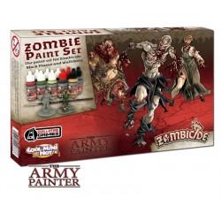 Army Painter Zombicide Black Plaque Paint Set