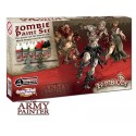 Army Painter Zombicide Black Plaque Paint Set