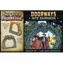 Shadows of Brimstone Dorways into Darkness