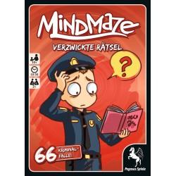 MindMaze Verzwickte Rätsel 66 Kriminalfälle