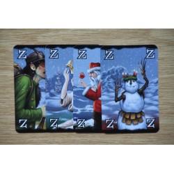 Wizard Kartenspiel Promo Erweiterung