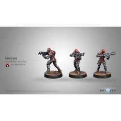 Infinity Intruder Corregidor Assault Commando (HMG)