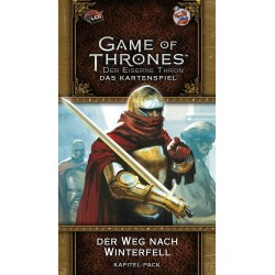 Game of Thrones AGoT Kartenspiel Der Eiserne Thron 2. Ed.  Der Weg nach Winterfell Westeros2