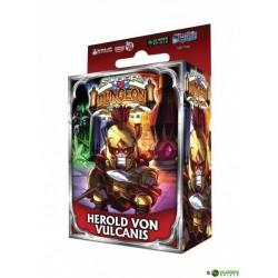 Super Dungeon Explore Erweiterung Herold von Vulcanis