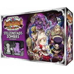 Super Dungeon Explore Erweiterung Stelzenstadt-Zombies