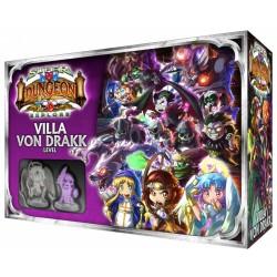 Super Dungeon Explore Erweiterung Villa von Drakk Level Box