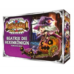 Super Dungeon Explore Beatrix die Hexenkönigin