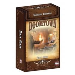 Doomtown Reloaded Expansion Saddlebag 7 Dirty Deeds
