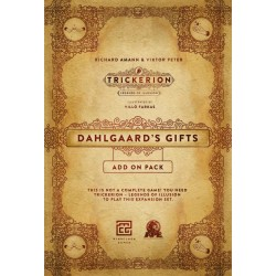 Trickerion Dahlgaards Gifts Expansion