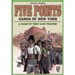 Five Points Gangs of NY EN