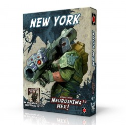 Neuroshima Hex New York 3.0