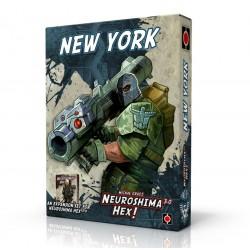 Neuroshima Hex New York 3.0