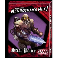 Neuroshima Hex Steel Police