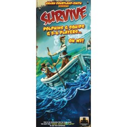 Survive Dolphins Squids & 5-6 Player Expansion Collection
